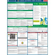 2021 Alabama State and Federal All-In-One Labor Law Poster