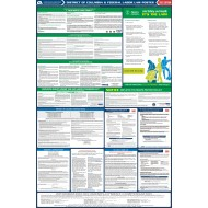 2021 District of Columbia State and Federal All-In-One Labor Law Poster
