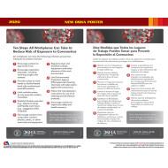 New OSHA Poster Reducing Workplace Exposure to the Coronavirus