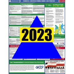 2021 Federal Contractors Labor Law Poster