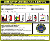 Fire Extinguisher Use and Safety